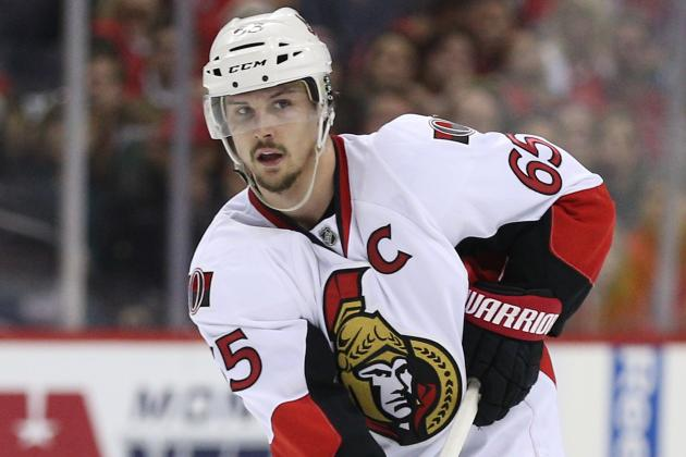 What Makes Erik Karlsson the NHL's Best Defenceman