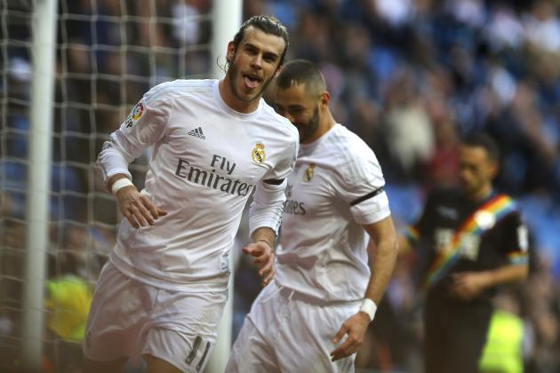 Manchester United Transfer News: Gareth Bale 'Favours' Red Devils, Top Rumours