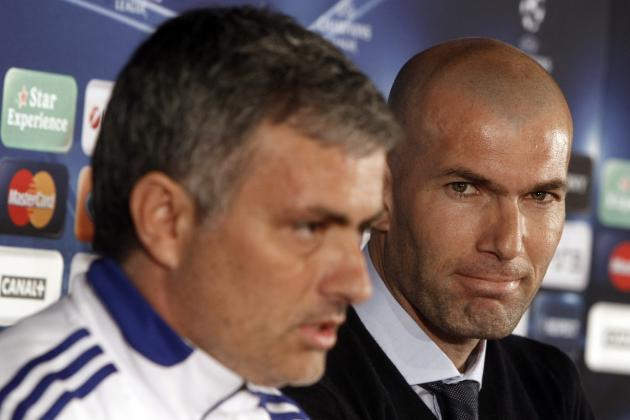 Zinedine Zidane 2nd Pick to Jose Mourinho at Real Madrid, Says Ramon Calderon
