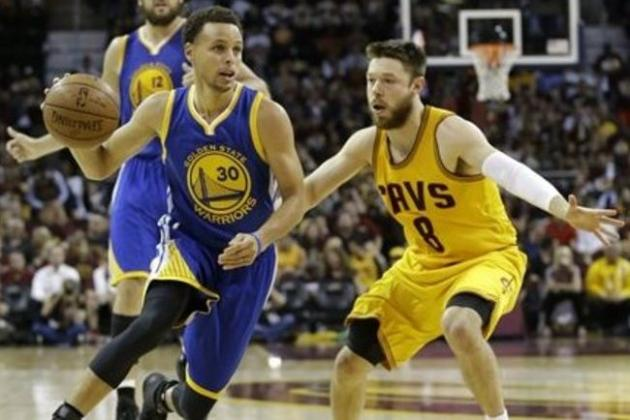 Matthew Dellavedova Downplays Stats Putting Him in Steph Curry's Company