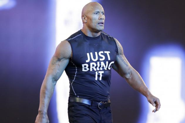 Why The Rock Should Win the World Title at WWE Royal Rumble 2016