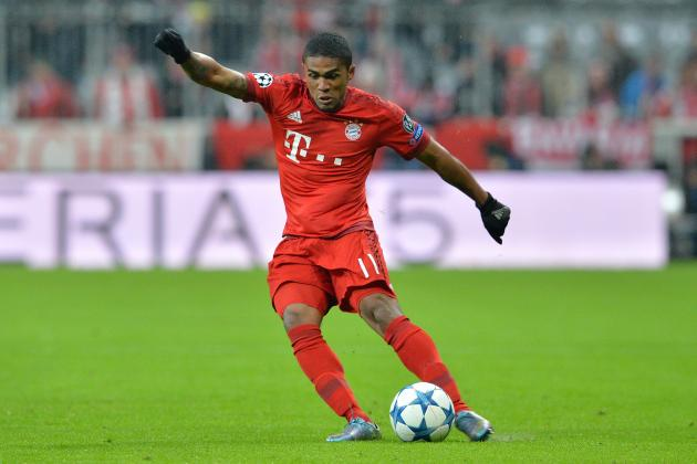 Chelsea Transfer News: Douglas Costa, Radamel Falcao, John Stones, Top Rumours
