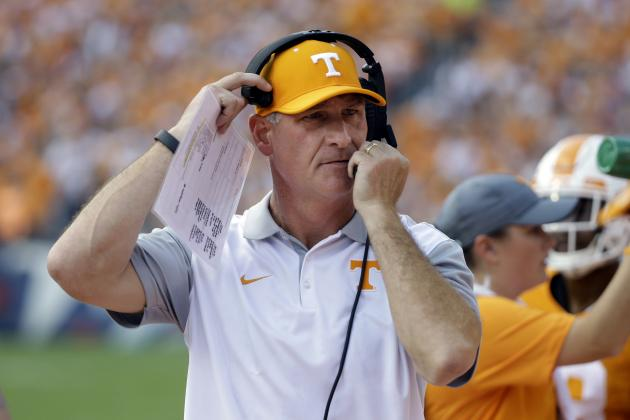 Top Candidates to Replace John Jancek as Tennessee Defensive Coordinator