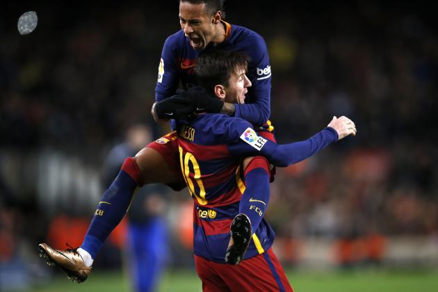 Barcelona vs. Espanyol: 2016 Copa Del Rey Round of 16, Leg 1 Score and Reaction