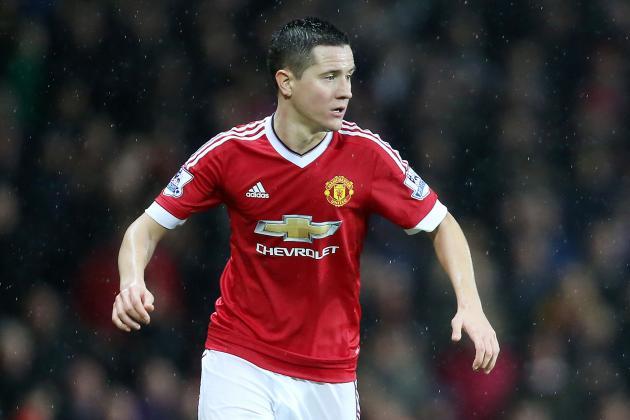 Manchester United Transfer News: Latest Ander Herrera, Marouane Fellaini Rumours