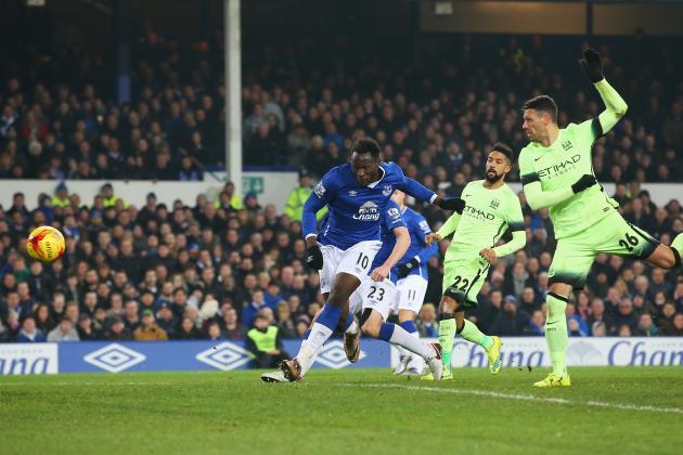 Everton vs. Manchester City: 2016 Capital One Cup Semi Leg 1 Score, Reaction