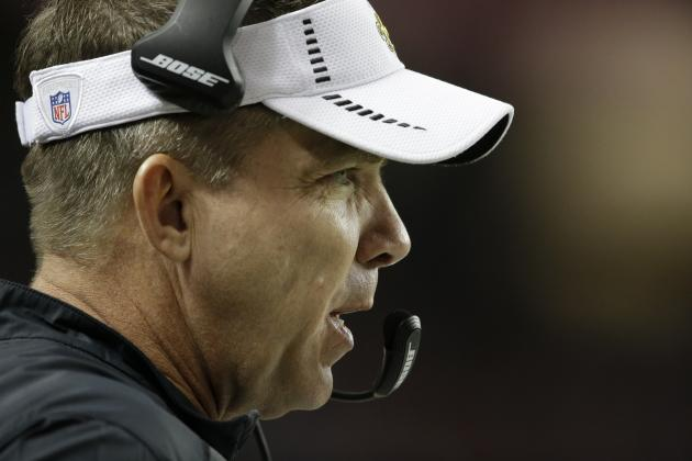 Sean Payton Returning Sets up Make-or-Break Year for Coach, Saints in 2016