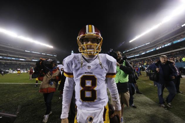 Overlooked Kirk Cousins Has Studied His Way to the Top of the Game