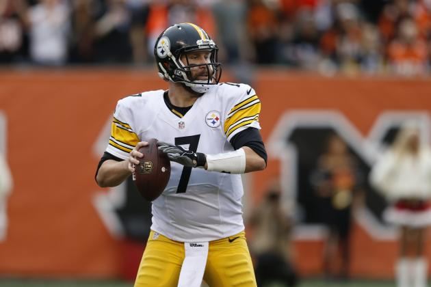 Ben Roethlisberger's Jekyll-and-Hyde Act May Spell Playoff Trouble for Steelers