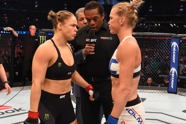 Holly Holm vs. Ronda Rousey 2: Dana White Reveals Surprising New Development
