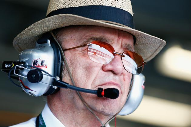 What's Wrong with Roush Fenway Racing and When Will It Improve?