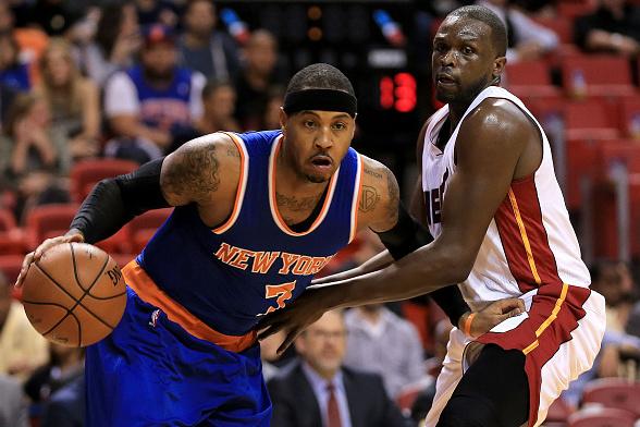 New York Knicks vs. Miami Heat: Analysis, Updates and Highlights