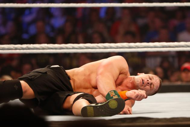 John Cena Injury: Twitter Reacts to Star Announcing He'll Need Shoulder Surgery