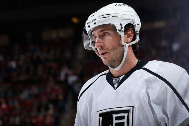 Will Mike Richards' Quest for Redemption Get a Storybook Ending with Capitals?