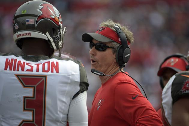 Dirk Koetter Reportedly Hired as Tampa Bay Buccaneers' Head Coach