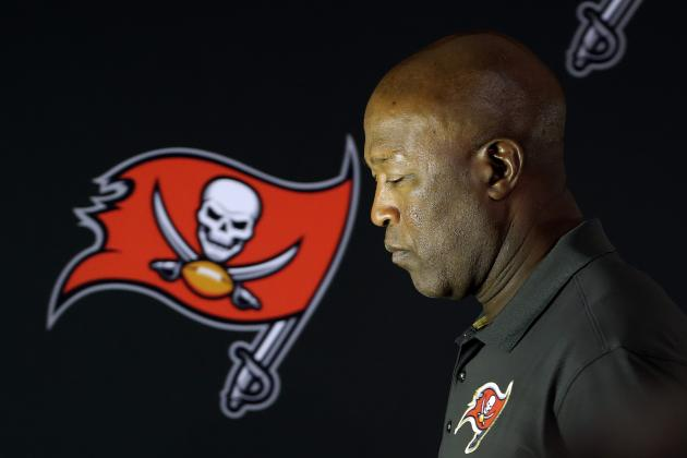 Buccaneers' Shocking Firing of Lovie Smith Pushes Them All-In on Jameis Winston