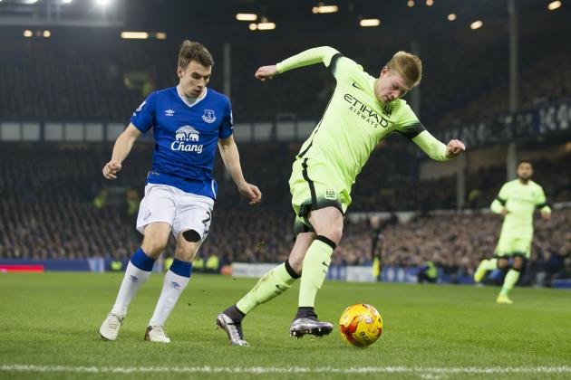 Manchester City Can Make Capital One Cup Final Despite Everton Loss