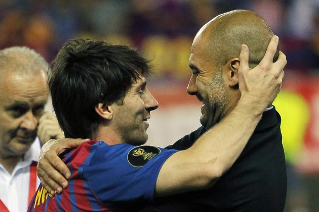 Barcelona Transfer News: Lionel Messi Wanted by Pep Guardiola Amid City Rumours