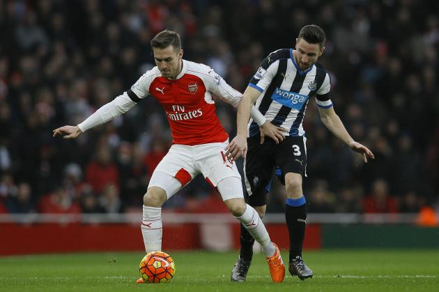 Why Aaron Ramsey Will Be Arsenal's Player to Watch in 2016