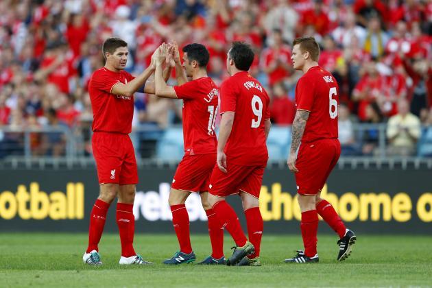 Liverpool Legends vs. Australian Legends: Score, Reaction and Highlights