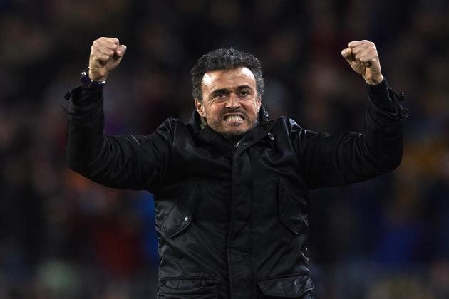 Luis Enrique Comments on Reported Barcelona vs. Espanyol Tunnel Incident, More