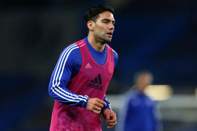 Chelsea Transfer News: Latest on Radamel Falcao and Loic Remy Exit Rumours
