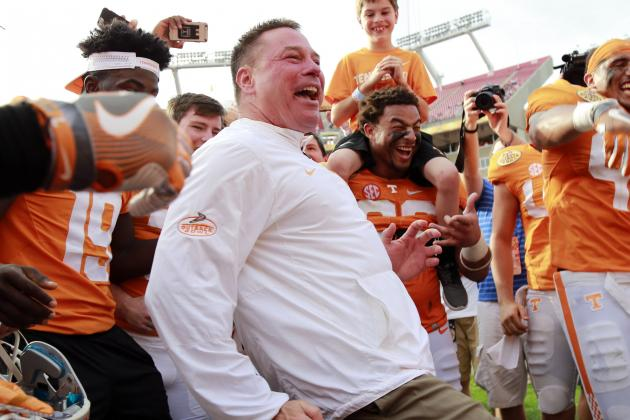 SEC Extra Points with Barrett Sallee: 2016 Is Year of No Excuses for Tennessee