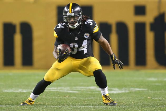 DeAngelo Williams Injury Update: Steelers RB Ruled Out for 2016 AFC Wild Card
