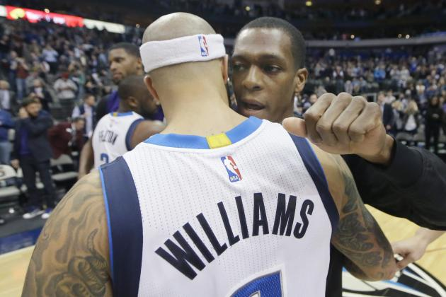 Rajon Rondo Reportedly Won't Be Punished for Apparent Trip Attempt vs. Mavericks