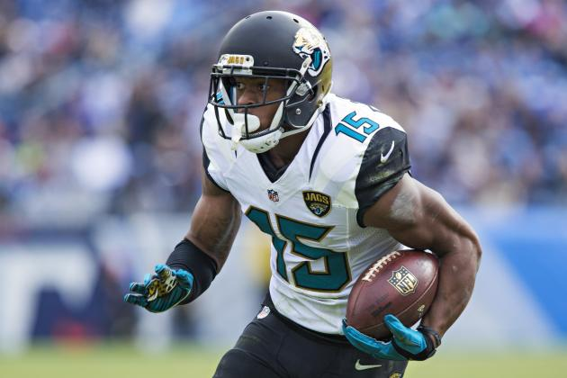 Allen Robinson to Replace Calvin Johnson at NFL Pro Bowl 2016