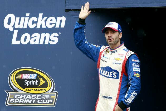Jimmie Johnson Feeling Added Urgency to Win Another NASCAR Sprint Cup Title