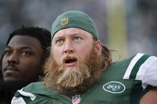 Nick Mangold to Replace Mike Pouncey at 2016 NFL Pro Bowl