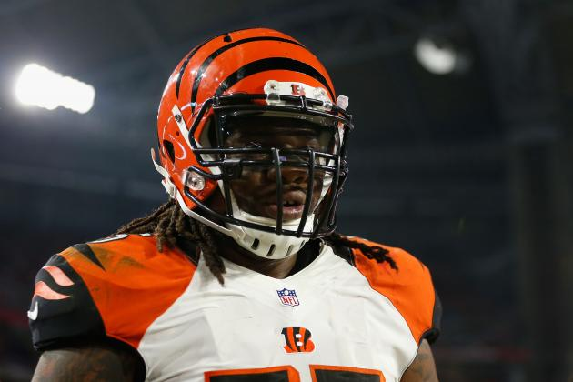 Vontaze Burfict Comments on Dislike of Steelers Ahead of 2016 AFC Wild Card