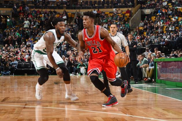 Boston Celtics vs. Chicago Bulls: Live Score, Highlights and Reaction