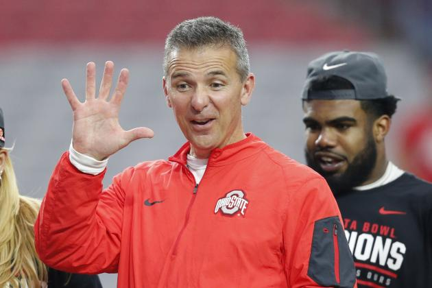 Urban Meyer Comments on Ohio State Underclassmen Declaring for 2016 NFL Draft
