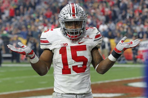 2016 NFL Draft: Recent History Proves Running Backs Should Be Taken Early