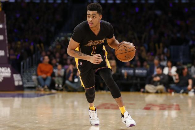 Image result for d'angelo russell lakers