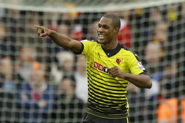 Why Odion Ighalo Would Be an Ideal Signing for Manchester United