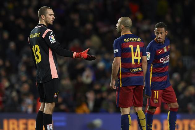 Lionel Messi Stamp Incident Denied by Pau Lopez Ahead of Espanyol vs. Barcelona