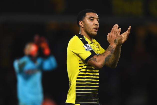 Arsenal Transfer News: Arsene Wenger Talks Troy Deeney, Alex Oxlade-Chamberlain