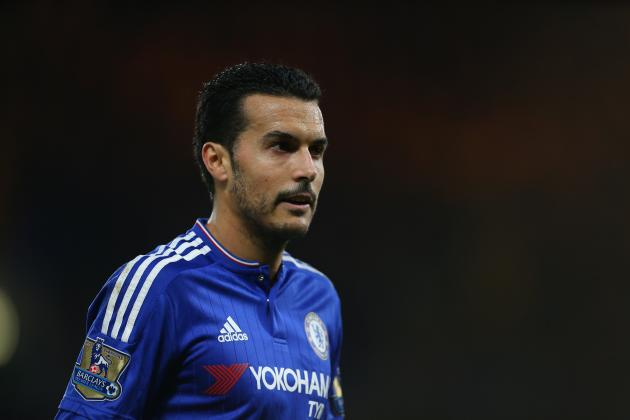 Barcelona Transfer News: Pedro Return Reportedly Denied, Fresh Blaugrana Rumours