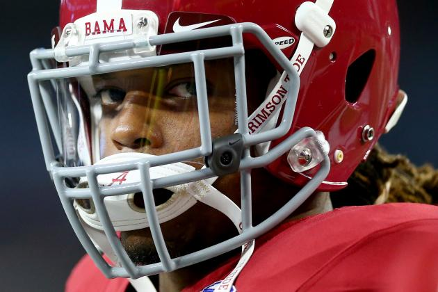 In What Likely Will Be Derrick Henry's Final Game for Alabama, Expect Greatness