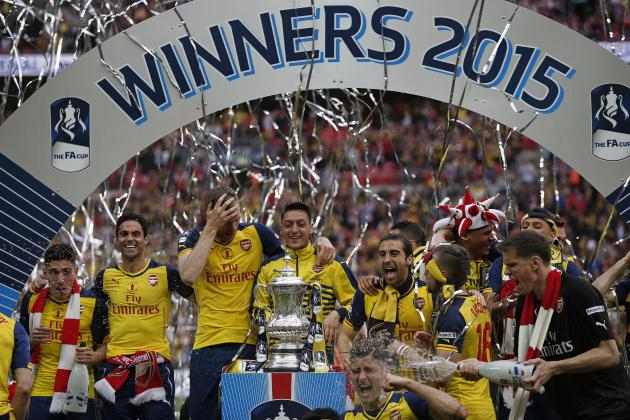 Why the FA Cup Should Not Be as Much of a Priority for Arsenal This Season