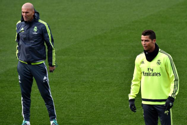 Real Madrid Transfer News: Zinedine Zidane Talks Cristiano Ronaldo Exit Rumours