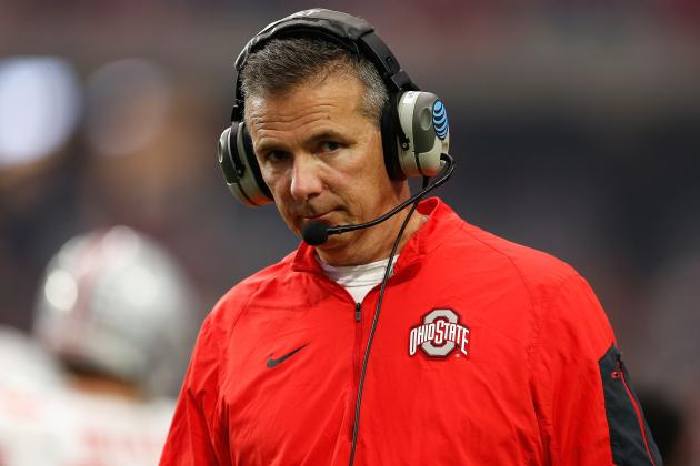 Urban Meyer's Plan to Overcome Ohio State's Massive NFL Departures in 2016