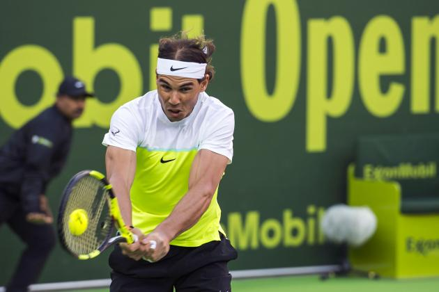 Qatar ExxonMobil Open 2016: Friday Tennis Scores, Results and Updated Schedule