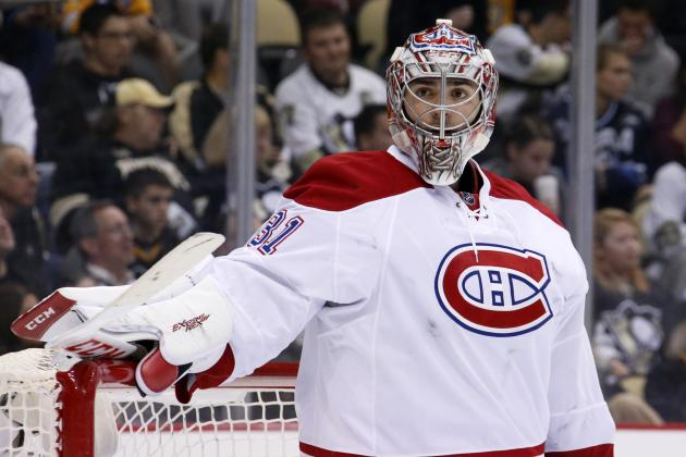 Carey Price Injury: Updates on Canadiens Star's Lower Body and Recovery