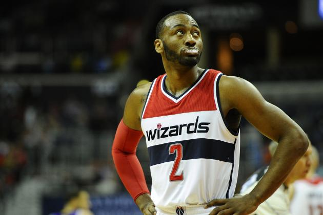 John Wall's Turnover Wager with Howard Eisley Disallowed by NBA
