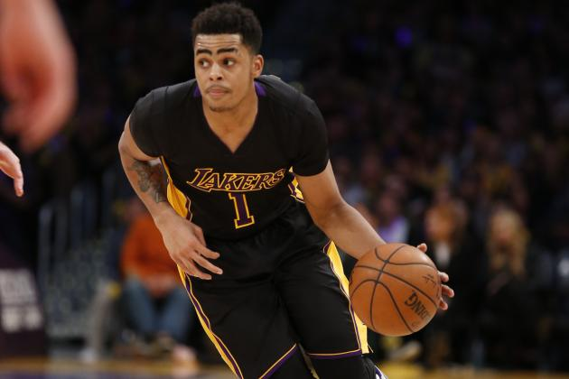 D'Angelo Russell Injury: Updates on Lakers Guard's Shin and Return