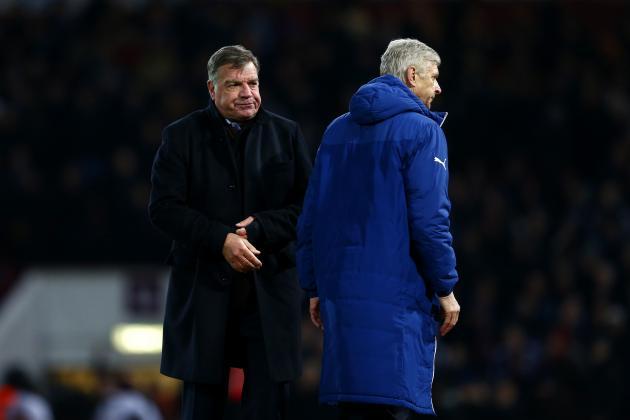Arsenal vs. Sunderland: Team News, Predicted Lineups, Live Stream, TV Info